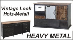 Vintage HEAVY METAL Design