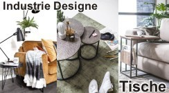 Industrie Design Tische